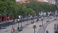 Funchal - Avenida Arriaga, Jardim Municipal