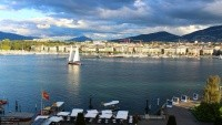 Ženeva - Ženevos ežeras