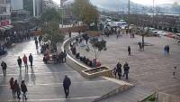 Giresun - Atatürk Meydanı, Gazi Caddesi
