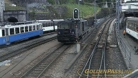 Gstaad - Train
