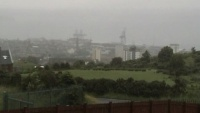 Greenock - skyline