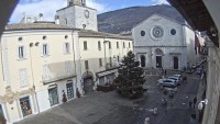 Gualdo Tadino - Piazza Martiri della Libertà