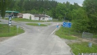 Gusev - Gołdap - Grenzübergang