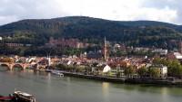 Heidelberg - Neckar, Altstadt