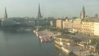 Hambourg - Alster