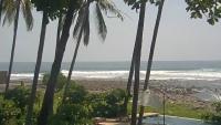 El Sunzal - Plaża