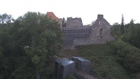 Sigulda - Ruiny zamku
