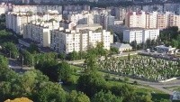 Ivano-Frankivsk - Panormic view