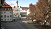 Kempten - Rathausplatz