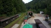 Majdan - Narrow-gauge railway