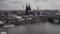 Kolonia - Panorama - Most Hohenzollernów