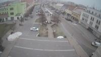 Kyjov - Market square, ice rink