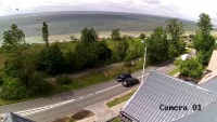 Kuźnica - Syberia - ul. Helska, Zatoka Pucka