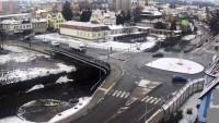 Vrchlabí - Elbe, roundabout