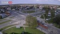 Łagiewnicka St., Inflancka St.