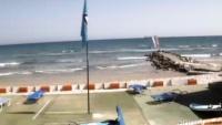Larnaka - Plaża