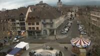 La Roche-sur-Foron - Place de la République
