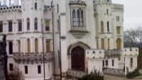 Hluboká nad Vltavou - Castle, Náměstí Čsl.armády