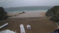 Newquay - Lusty Glaze Beach
