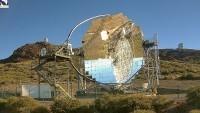 La Palma - MAGIC telescopes