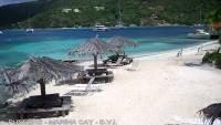 Marina Cay - Beach