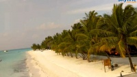 Meeru Island - Beach