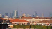 Milan - City skyline