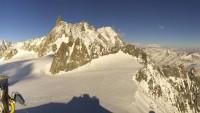 Mont Blanc - Punta Helbronner