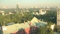 Moscow - city skyline