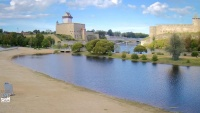 Narva -  Castle, Ivangorod Fortress