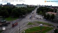 Tallin - Plac Viru