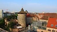 Nuremberg - Frauentorturm