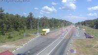 Novaya Guta - Skytok - Border checkpoint