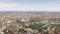 Nuremberg - Panoramablick