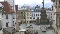 Olomoucas - Horní náměstí