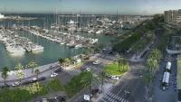 Majorka - Palma de Mallorca - port jachtowy