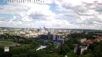 Wilno - Panorama miasta