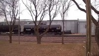 Perham - BNSF & Amtrak
