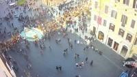 Rome - Piazza di Spagna