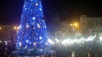 Czerniowce - Plac Katedralny