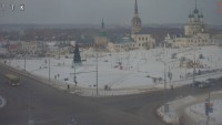 Solikamsk - Plac Katedralny