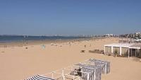 Pornichet - Plaża