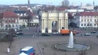 Potsdam - Porte de Brandebourg