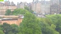 Edinburgh - Edinburgh Mound - Princes Street