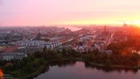 Copenhagen - Panoramic view