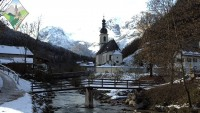 Ramsau bei Berchtesgaden - Pfarrkirche St. Sebastian