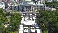 Wiedeń - Rathausplatz I