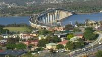 Hobart - Tasman Bridge