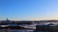 Reykjavík - Panoramic view