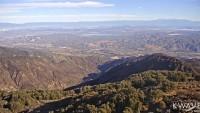 Monts Santa Ana - Pic Santiago